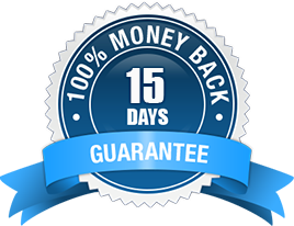 Image result for 15 day money back guarantee png